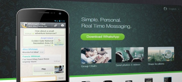 WhatsApp On Desktop?