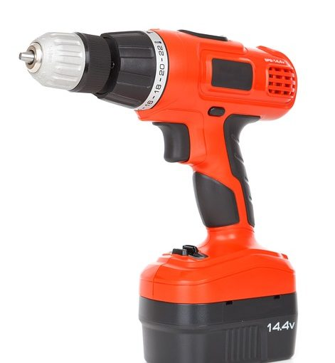 Charging your power tools